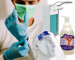 Arbeitsschutz, Schutzmasken