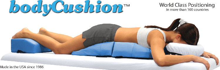 «BodyCushion» Lagerungssystem