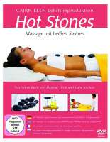 --DVD Video: Hot Stones – Massage mit heissen Steinen