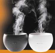 --Aromavernebler «JASMINE», Schweizer Desgin, Vernebelung durch moderne Ultraschall-Technologie