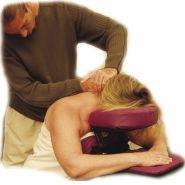 --Massage-Tischaufsatz «Desktop Portal» von OAKWORKS - CE -