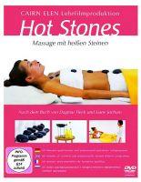 --DVD Video: Hot Stones – Massage mit heissen Steinen