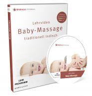 --Lehrvideo DVD: «Die Baby-Massage» 24 Min.