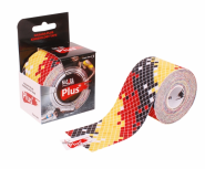 --NASARA PLUS Tape im Deutschen Design - Rolle 5cm x 5m
