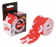 --NASARA «PLUS» Tape im Schweizer Design - Rolle 5cm x 5m