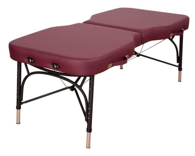 oakworks kofferliege advanta chiropraktik. Black Bedroom Furniture Sets. Home Design Ideas