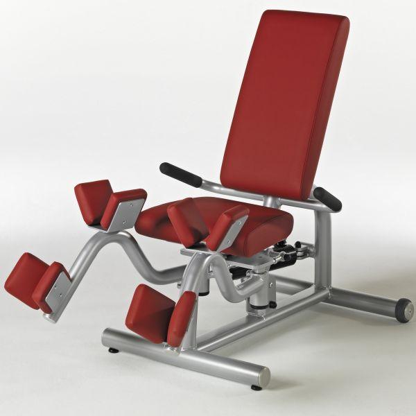 Kraft- & Fitnessgerät: Kombigerät «Aduktions- & Abduktions-Trainer»  CE
