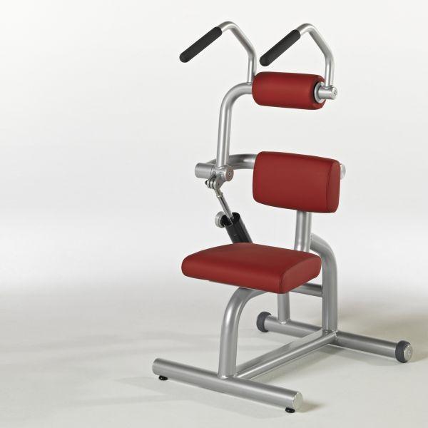 Kraft- & Fitnessgerät: Kombigerät «Bauch / Rücken»  CE