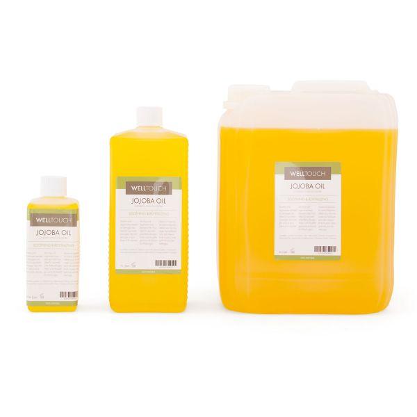 Jojoba-Öl, 1. Kaltpressung von WellToch