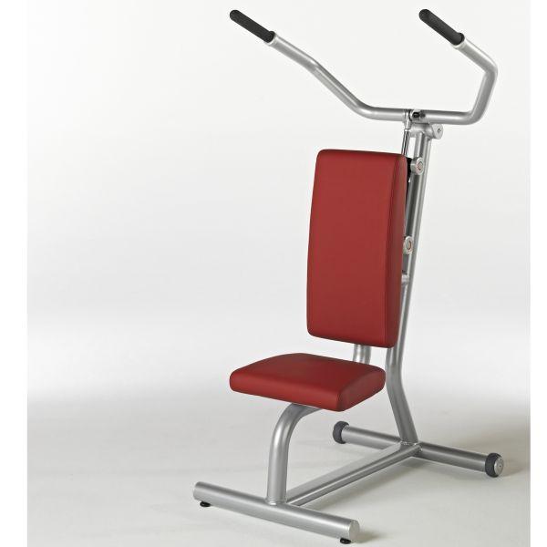 Kraft- & Fitnessgerät: Einzelgerät «Schulter-Stemme» - CE -