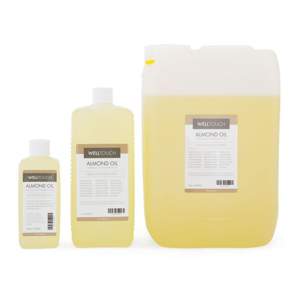 Mandelöl hochwertig 100% naturrein, raffiniert
