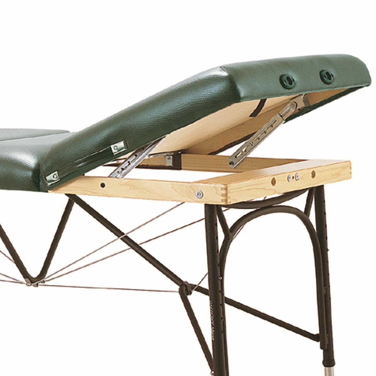 oakworks koffer massageliege athlet backrest ce. Black Bedroom Furniture Sets. Home Design Ideas
