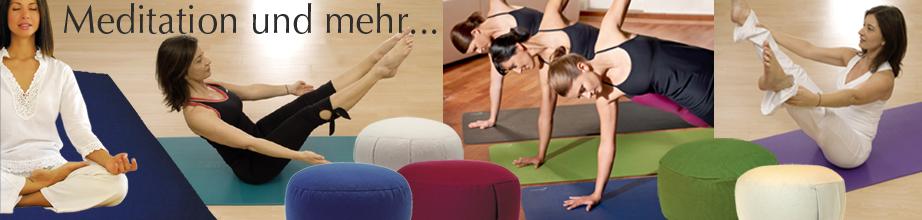 Banner Yoga & Meditation
